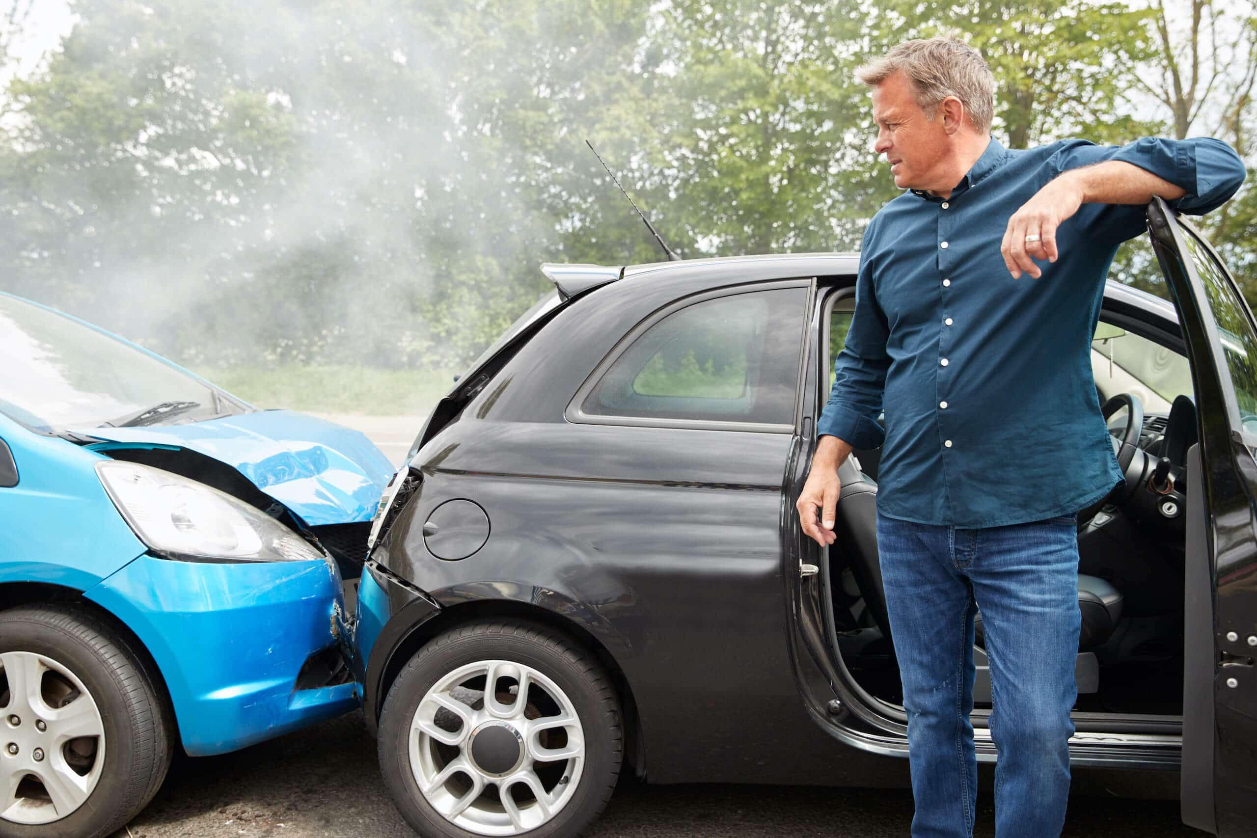 W jaki sposób zachować się po wypadku?